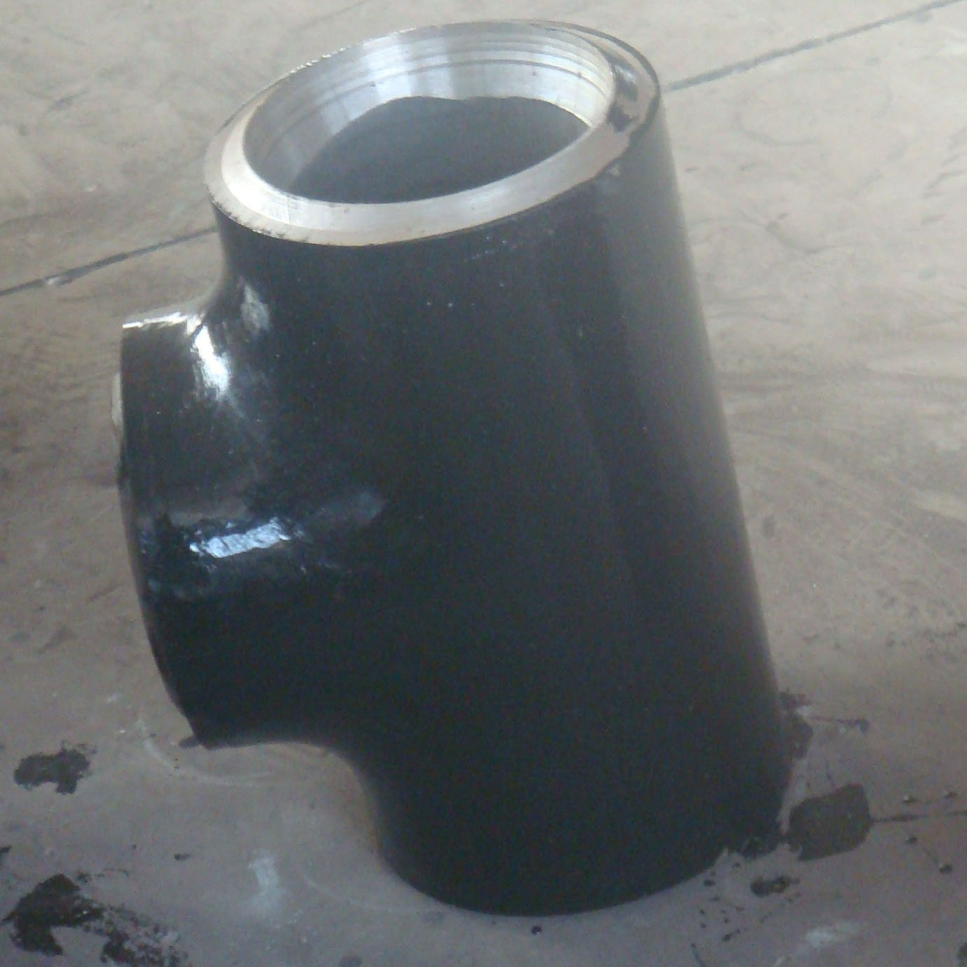 High Pressure Tee,High Pressure Welded Tee