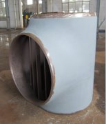ASME A234 WP9 Steel Tee