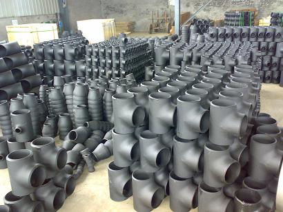 Supply Pipe Fitting Hebei Cangzhou Pipe Fitting
