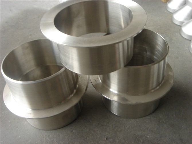 Steel stub end hebei cangzhou pipe fitting manufacture co