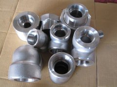 high pressure forged fitting