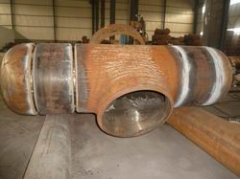Carbon Steel tee,Seamless equal tee,Steel tee,equal tee,Carb