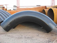 steel pipe bend