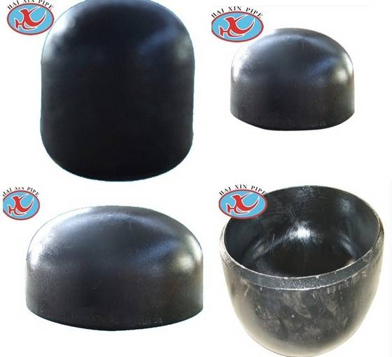 Butt Weld Pipe End Cap Fittings