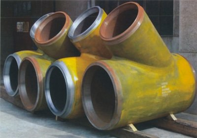 y pipe fitting