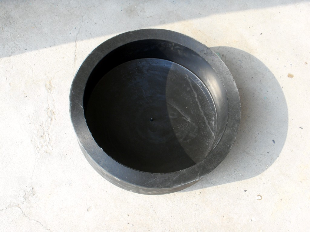 Round Steel Pipes : Round steel pipe cap hebei cangzhou fitting
