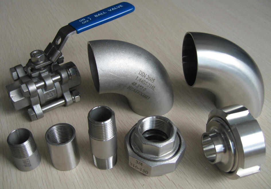Stainless steel pipe fittings hebei cangzhou fitting