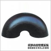 GB Carbon steel elbow with wear resistance and patience